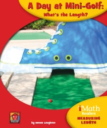 A Day at Mini-Golf: What's the Length? - eBook