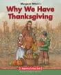 Why We Have Thanksgiving - Paperback