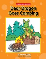 Dear Dragon Goes Camping - eBook