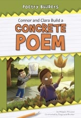 Connor and Clara Build a Concrete Poem - eBook-Classroom