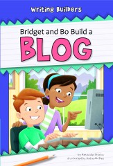 Bridget and Bo Build a Blog - eBook-Classroom