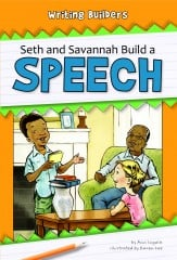 Seth and Savannah Build a Speech - eBook-Classroom