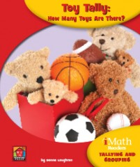 Toy Tally: How Many Toys Are There? - eBook