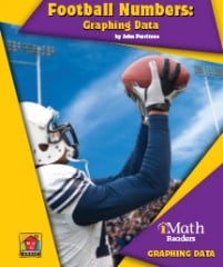 Football Numbers: Graphing Data - eBook
