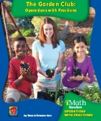 The Garden Club: Operations with Fractions (Level C)