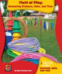 Field of Play: Measuring Distance, Rate, and Time - eBook-Classroom