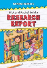 Rick and Rachel Build a Research Report - eBook-Classroom