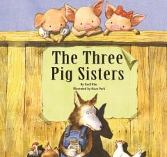 The Three Pig Sisters - eBook-Classroom