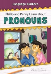 Phillip and Penny Learn about Pronouns - eBook-Classroom