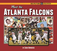 Meet the Atlanta Falcons - eBook-Library