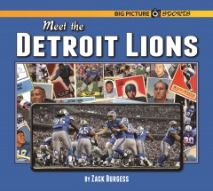 Meet the Detroit Lions - eBook-Library