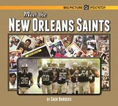 Meet the New Orleans Saints - eBook-Library
