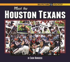 Meet the Houston Texans - eBook-Library