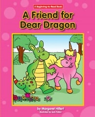 A Friend for Dear Dragon - eBook