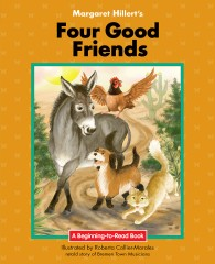 Four Good Friends - Paperback