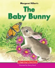 Baby Bunny, The - eBook-Classroom