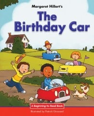 Birthday Car, The - Paperback