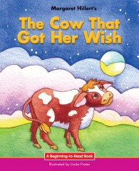 Cow That Got Her Wish, The - Paperback