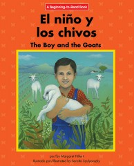 El niño y los chivos / The Boy and the Goats - Paperback