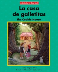 La casa de galletitas / The Cookie House - Paperback