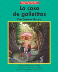 La casa de galletitas / The Cookie House - eBook - Library
