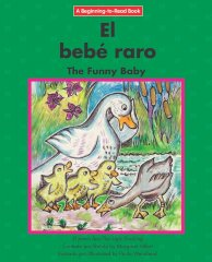 El bebé raro / The Funny Baby - eBook - Library