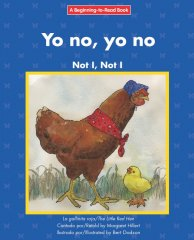 Yo no, yo no / Not I, Not I - eBook - Library