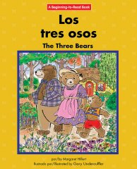 Los tres osos / The Three Bears - eBook - Library