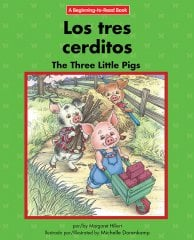 Los tres cerditos / The Three Little Pigs - eBook - Library