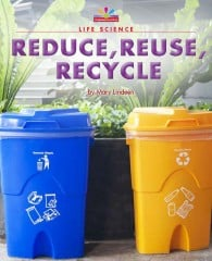 Reduce, Reuse, Recycle - Paperback