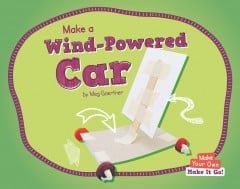 Make a Wind-Powered Car - Paperback