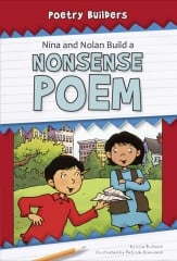 Nina and Nolan Build a Nonsense Poem - Paperback