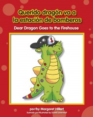 Querido dragón va a la estación de bomberos / Dear Dragon Goes to the Firehouse - Paperback