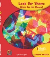 Look for Them: Where Are the Shapes? (Level A) - Paperback