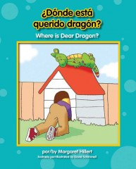 ¿Dónde está querido dragón? / Where is Dear Dragon? - Paperback