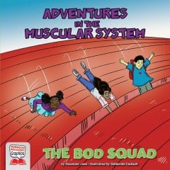 Adventures in the Muscular System - Paperback