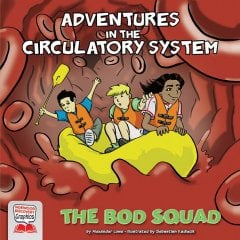 Adventures in the Circulatory System - Paperback