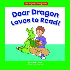 Dear Dragon Loves to Read! (Level D) - eBook - Classroom