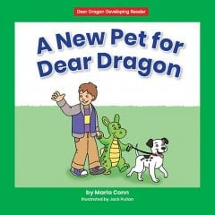 A New Pet for Dear Dragon (Level D) - eBook - Classroom