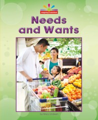 Needs and Wants - Paperback
