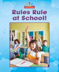 Rules Rule at School! - Paperback