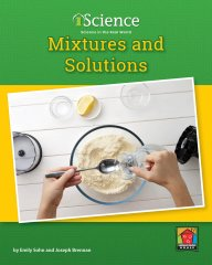 Mixtures and Solutions (Level C) - eBook-Library