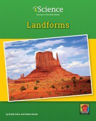 Landforms (Level C) - eBook-Library