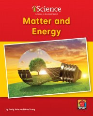 Matter and Energy (Level B) - eBook-Library
