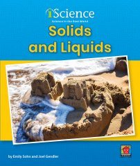 Solids and Liquids (Level A) - eBook-Library