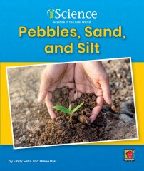 Pebbles, Sand, & Silt (Level A) - eBook-Classroom
