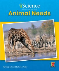 Animal Needs (Level A) - eBook-Classroom