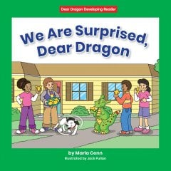 We are Surprised, Dear Dragon - eBook-Classroom