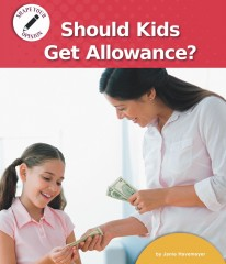 Should Kids Get Allowance? - eBook-Classroom