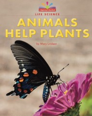 Animals Help Plants - Paperback